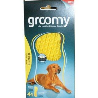Groomy Bürste Hund Kurzhaar
