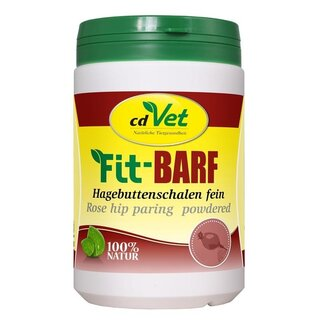 cdVet Fit-BARF Hagebuttenschalen fein - 500 g