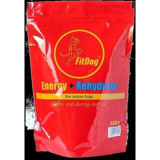 FitDog Energy & Rehydrate 600 g