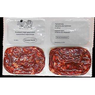 Rindfleisch mager geschnetzelt 2 x 250 g - TK