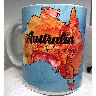"Tasse ""Australia - stay strong"": Unterstützung der Adelaide Koala Rescue"